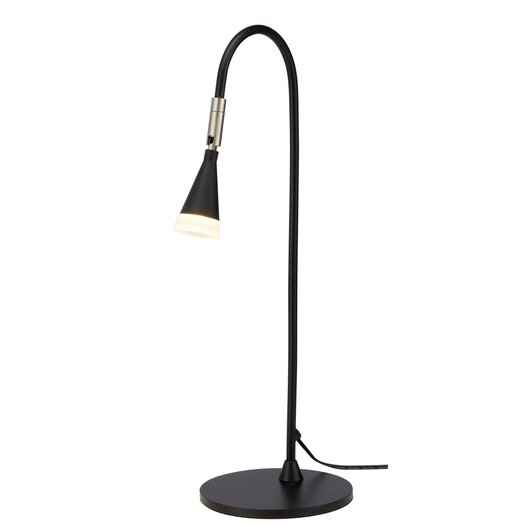 "Adesso Pixie 14"" H Table Lamp with Empire Shade"