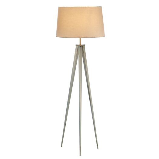Adesso Producer 1 Light Floor Lamp