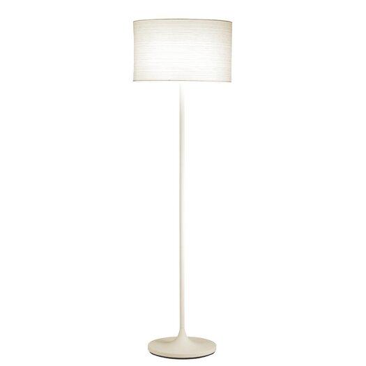 Adesso Oslo 1 Light Floor Lamp