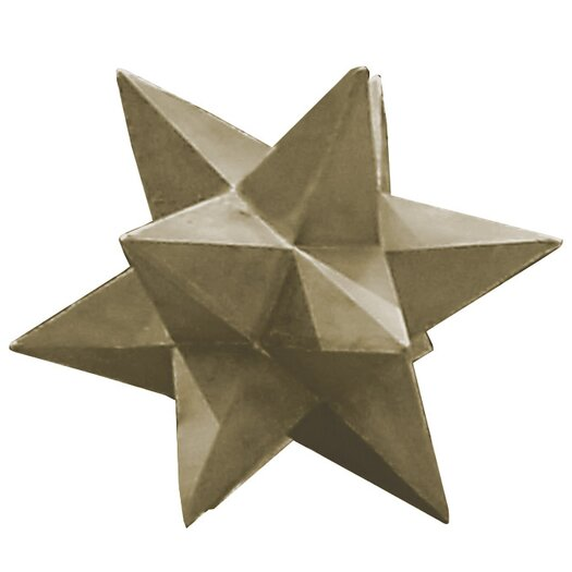 Wildon Home ® Dimensional Star Statue