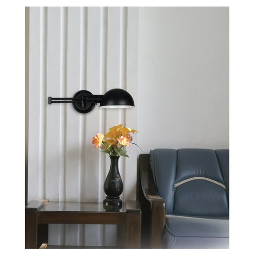 Wildon Home ® Frye Swing Arm Wall Lamp