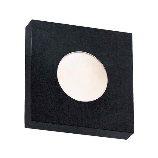 Wildon Home ® Burst Small Square 1 Light Wall Fixture/Flush Mount