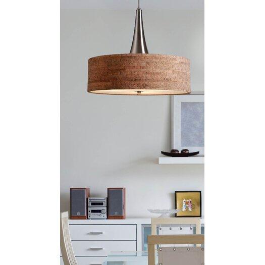 Wildon Home ® Bulletin 3 Light Pendant