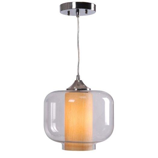 Wildon Home ® Burke 1 Light Pendant