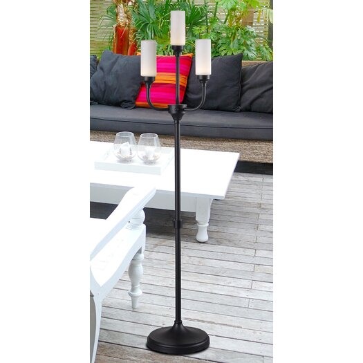 Wildon Home ® Crawley Outdoor Floor Lamp