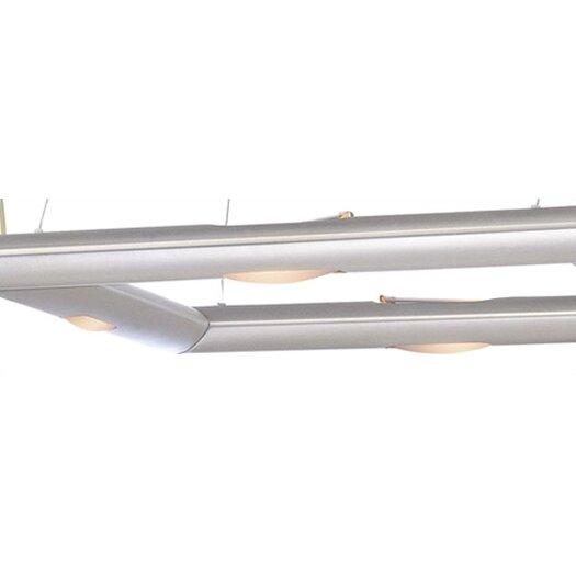Wildon Home ® Forma 4 Light Pendant