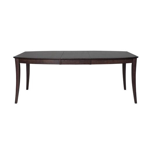 International Concepts Cosmopolitan Salerno Butterfly Extension Dining Table