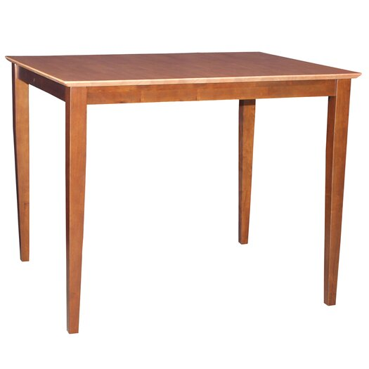 """International Concepts Shaker 36"""" Table"""