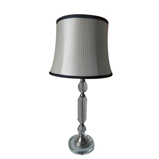 "Fangio Lighting 29"" H Table Lamp with Empire Shade"