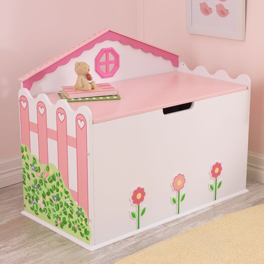 KidKraft Dollhouse Toy Box