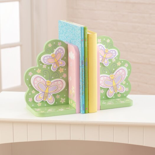 KidKraft Butterfly Book Ends