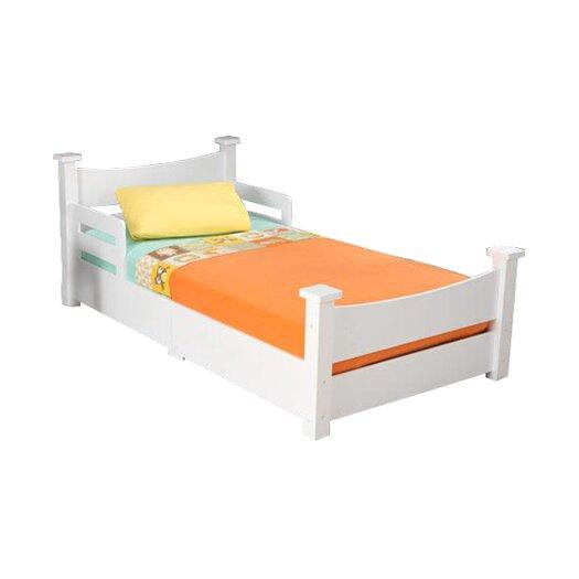 KidKraft Addison Convertible Toddler Bed