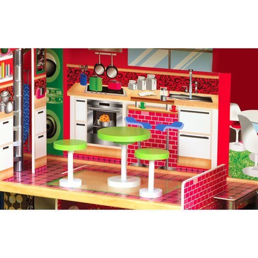 KidKraft Designer Dollhouse