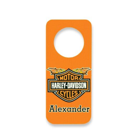 KidKraft Personalized Harley Davidson Door Hanger