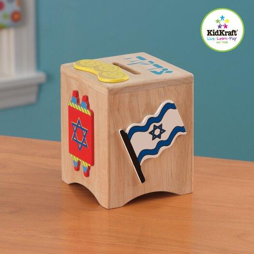 KidKraft Tzedakah Box