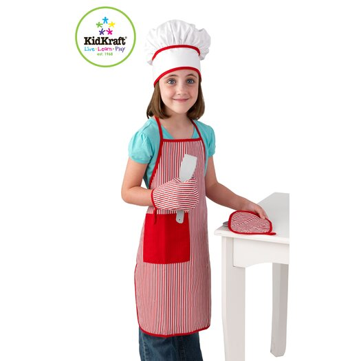KidKraft 6 Piece Tasty Treats Chef Accessory Set I