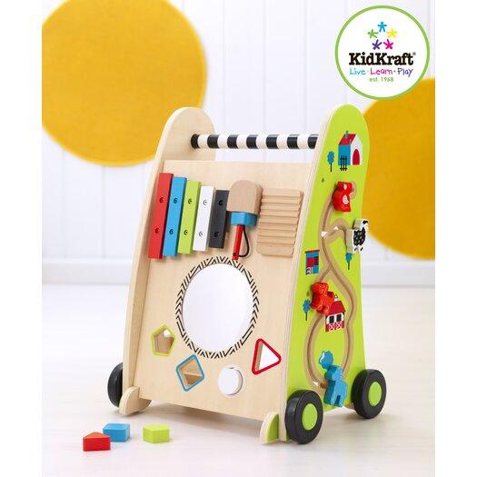 KidKraft Push Along Play Cart
