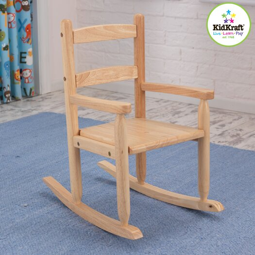 KidKraft Personalized Kid's Rocking Chair