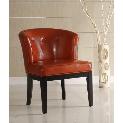 Armen Living Ovation Leather  Chair