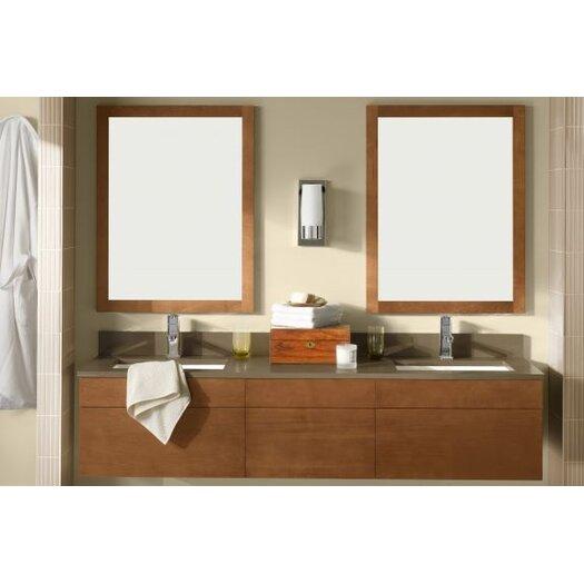 Ronbow Contempo Cinnamon Frame Mirror