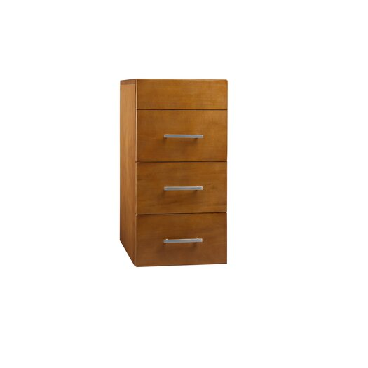 Ronbow Venus - 12inches Drawer bridge w/three drawers