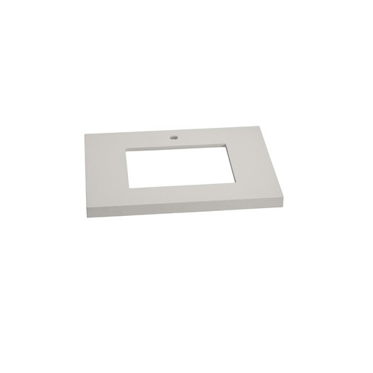 "Ronbow 31"" Appeal Vanity Top for Undermount Sink"