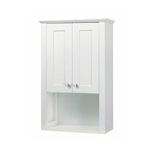 """Ronbow Modular 19"""" x 30"""" Wall Mounted Cabinet"""