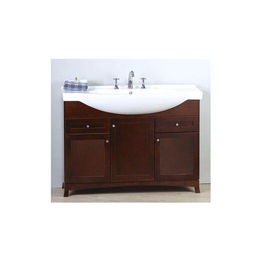 "Ronbow Neo Classic 48"" Adara Bathroom Vanity Set"