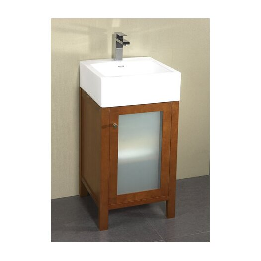 "Ronbow Contempo Cami 18"" Single Bathroom Vanity Set"