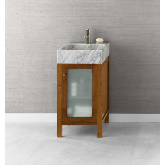 """Ronbow Contempo 18"""" Cami Bathroom Vanity Base"""