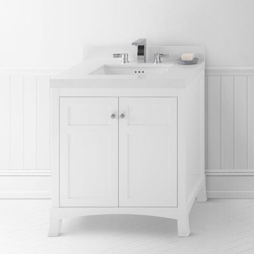 "Ronbow Hampton 31"" Single Bathroom Vanity Set"