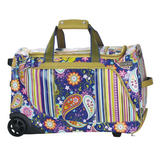 Hadaki 2-Wheeled Good Times Travel Duffel