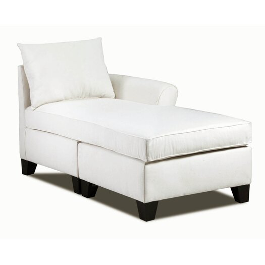 Carolina Accents Belle Meade Right Chaise Lounge