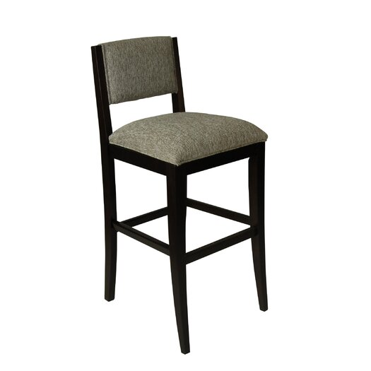 Carolina Accents Soho Bar Stool with Cushion