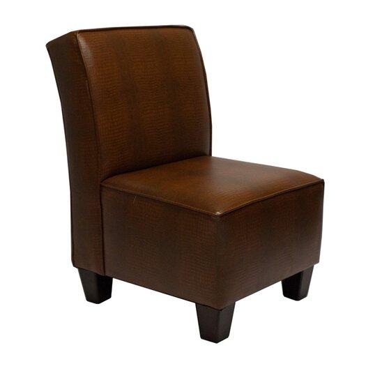 Carolina Accents Miller Croc Chair