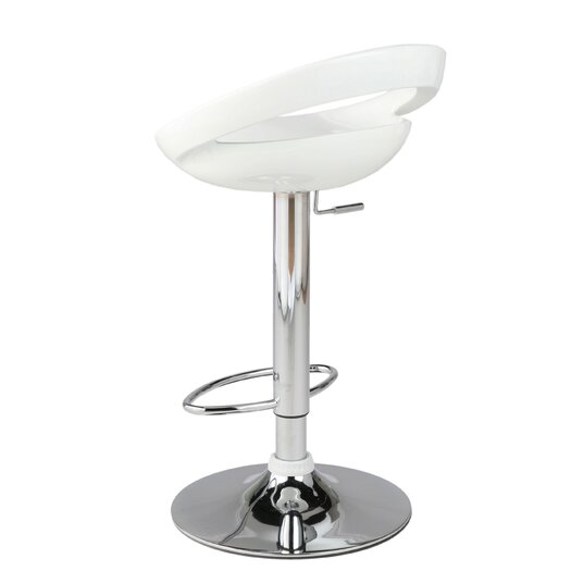 Eurostyle Agnes Adjustable Height Barstool