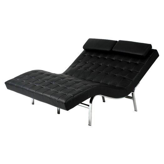 Eurostyle Valencia Double Chaise Lounge