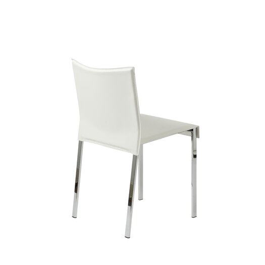 Eurostyle Riley Leather Chair