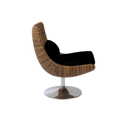 Eurostyle Fenia Swivel Lounge Chair