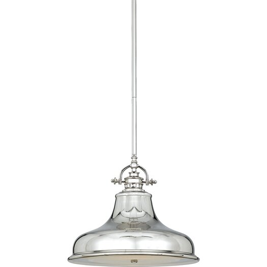 Quoizel Emery 1 Light Downlight Pendant