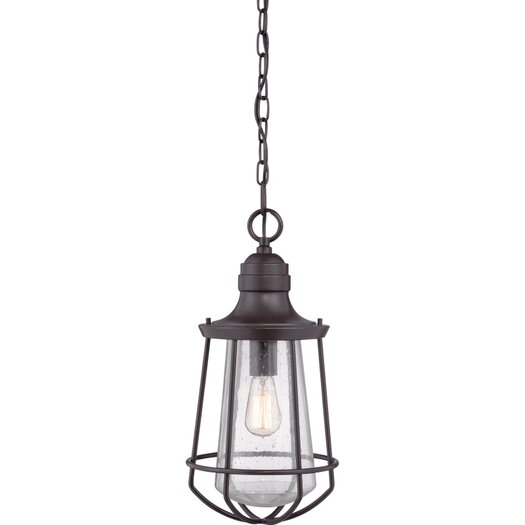 Quoizel Marine 1 Light Outdoor Hanging Lantern
