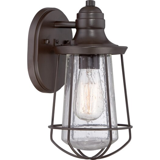 Quoizel Marine 1 Light Outdoor Wall Fixture