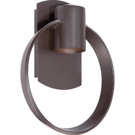 Quoizel Uptown Theater Row 1 Light Outdoor Wall Fixture