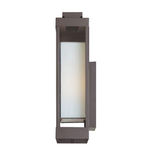 Quoizel Powell 1 Light Outdoor Wall Lantern
