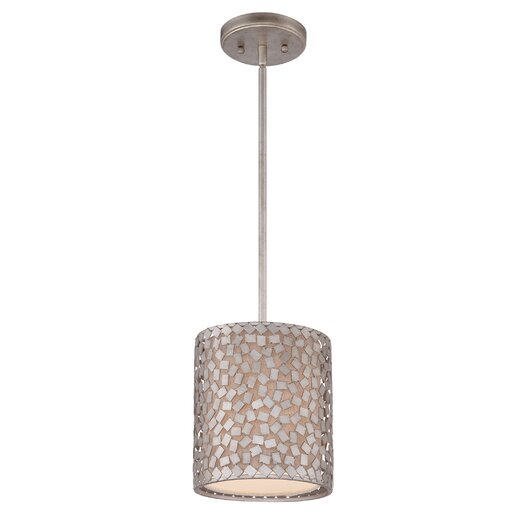 Quoizel Confetti 1 Light Mini Pendant