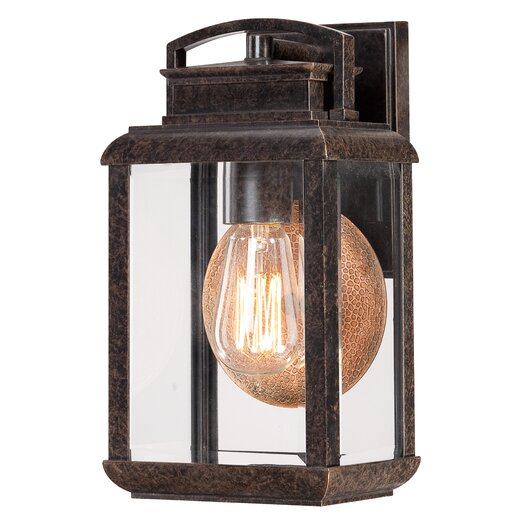 Quoizel Byron 1 Light Outdoor Wall Lantern