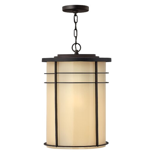 Hinkley Lighting Ledgewood 1 Light Outdoor Hanging Lantern