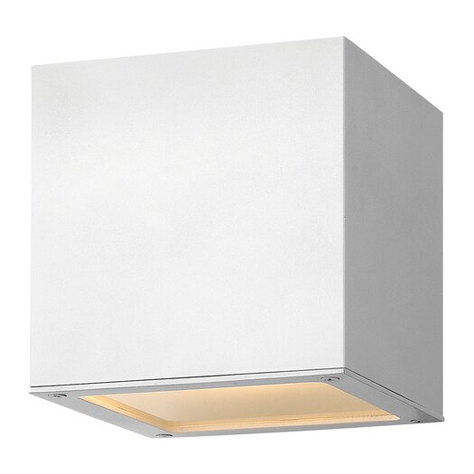 Hinkley Lighting Kube Outdoor Wall Sconce