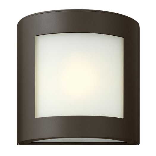 Hinkley Lighting Solara 1 Light Small Outdoor Wall Lantern