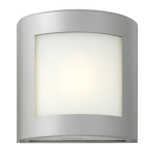 Hinkley Lighting Solara 1 Light Small Outdoor Wall Lantern